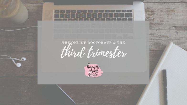 Third Trimester Reflections