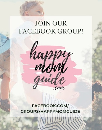 Happy Mom Facebook Group